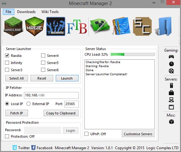 Minecraft Сервера Скачать Лаунчер - фото 10